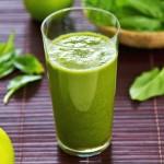 Зеленые эликсиры здоровья:) — смузи. Рецепты