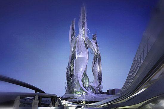 evolvingskyscraper