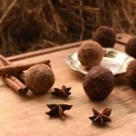 Шоколадные трюфели. Сыроедческий рецепт от ресторана Шанти