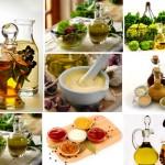 Заправки для зеленых салатов. Полезные рецепты!