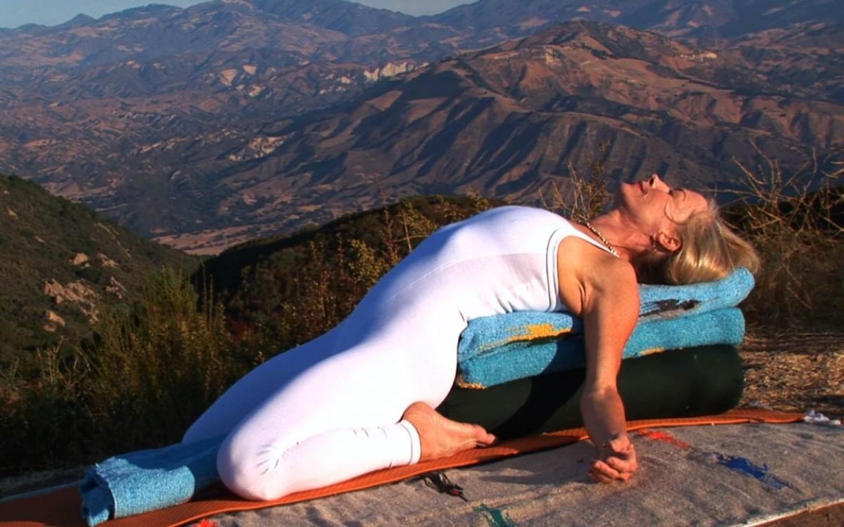 Йога для гормонов