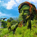 Монреальский ботанический сад