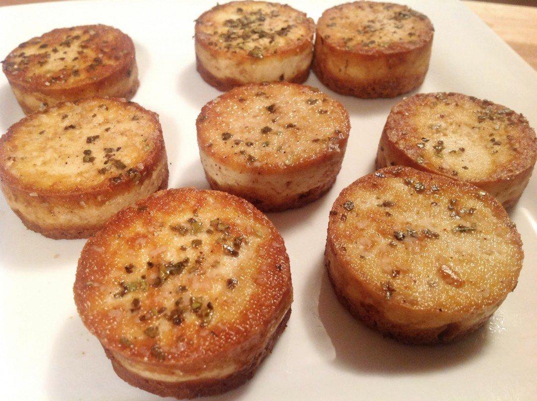 котлеты из тофу