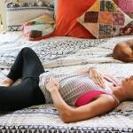 Как начать засыпать легко: 2 упражнения и 1 рецепт!