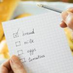 Базовый список цельных продуктов для похода в супермаркет