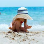 Лучшие солнцезащитные кремы 2016 года для детей!