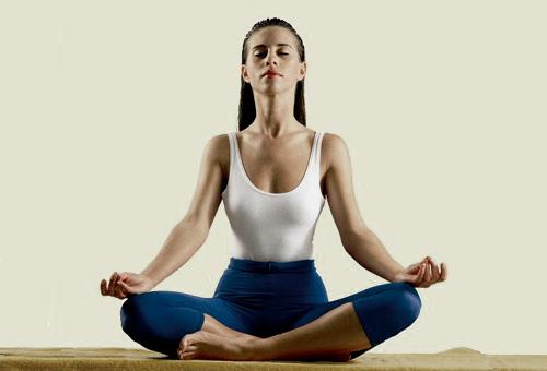 йога для укрепления мышц тазового дна