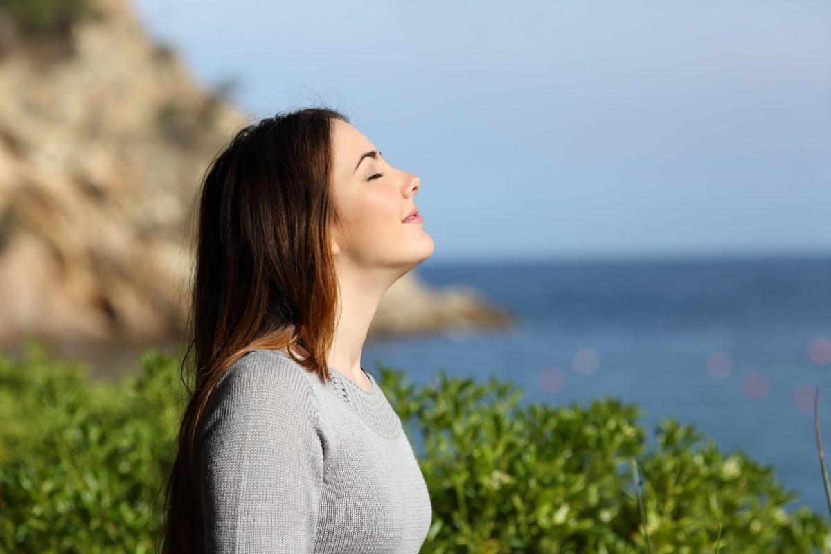 как дышать правильно