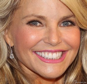NEW YORK, NY - FEBRUARY 18: Model Christie Brinkley attends the Sports Illustrated Swimsuit 50th Anniversary Party at Swimsuit Beach House on February 18, 2014 in New York City. (Photo by Jim Spellman/WireImage)