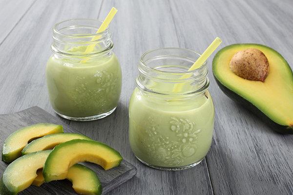 зеленый смузи без сахара