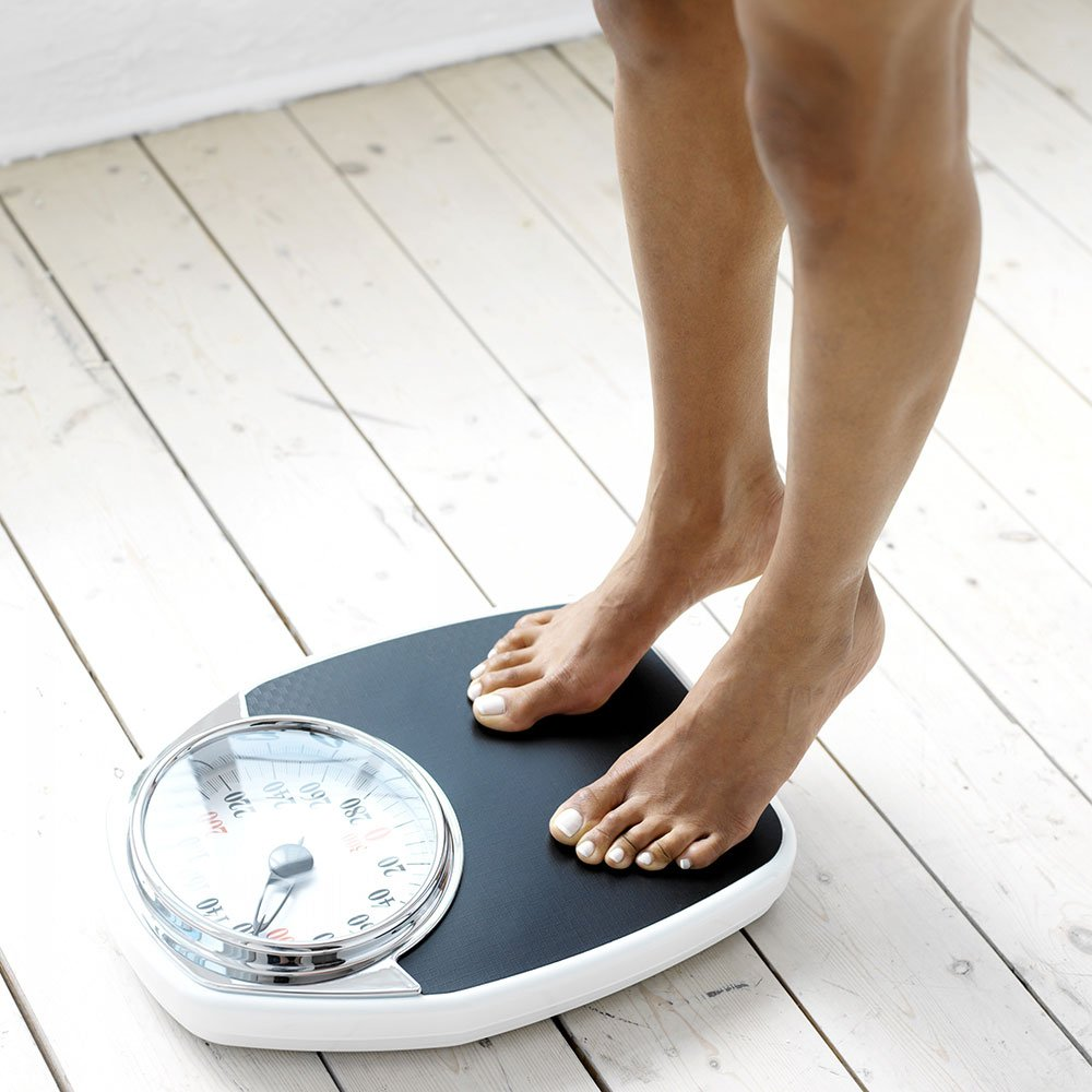потере веса