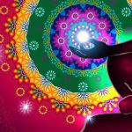Цветовая медитация – прекрасная женская практика