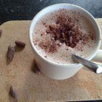 Рецепт успокаивающего, конечно, полезного горячего шоколада!